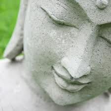 bouddha penché